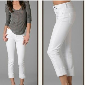 Citizens of Humanity White Dani Jeans!!